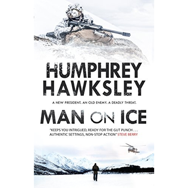 Man on Ice  Paperback / softback 2018