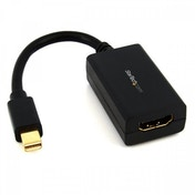 Startech Mini DisplayPort Male to HDMI Female Converter Cable, 7.7cm