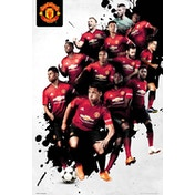 Manchester United - Players 18/19 Maxi Poster
