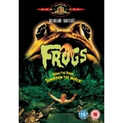 Frogs DVD