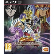 Saint Seiya Soldiers Soul Knights of the Zodiac PS3 Game
