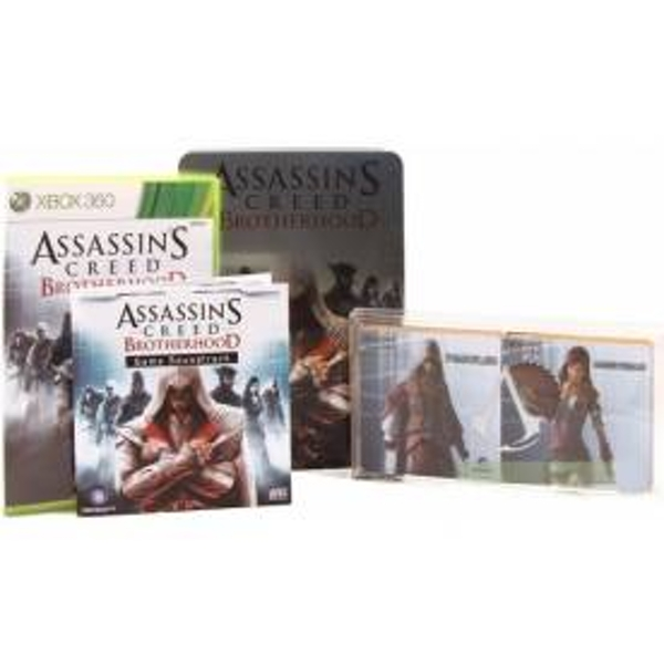 Assassin's Creed Brotherhood Special Edition Tin Xbox 360 Game