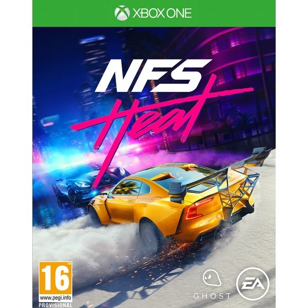 Need For Speed Heat Xbox One Game