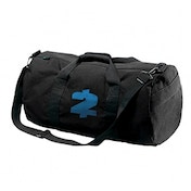 PAYDAY 2 $2 Logo Black Duffle Bag