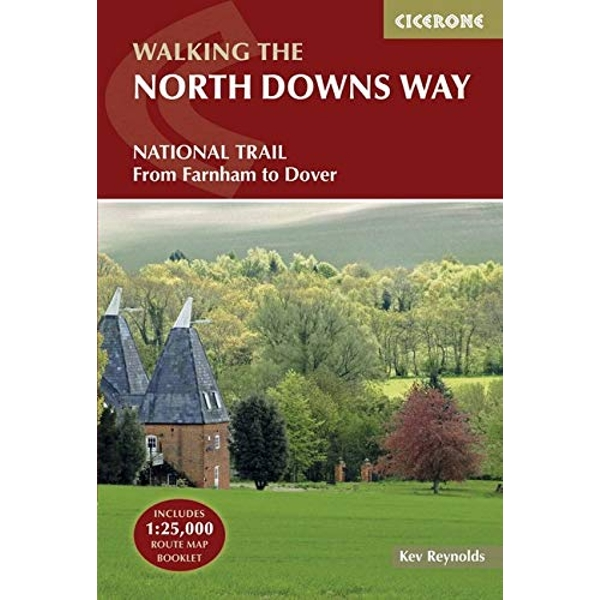 The North Downs Way by Kev Reynolds (Paperback, 2017)