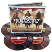 Various Artists - 100 Country Greats CD