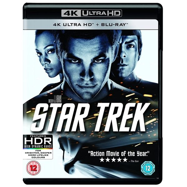 Star Trek 4K UHD Blu-ray