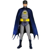 NECA DC Batman 1964 TV Show Adam West Batman 1/4 Scale