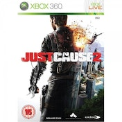 Ex-Display Just Cause 2 Game Xbox 360 Used - Like New