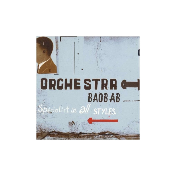 Orchestra Baobab - Specialist In All Styles Vinyl