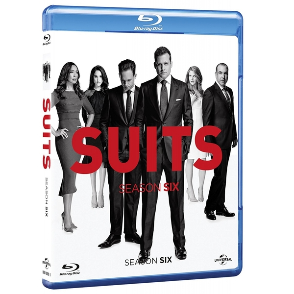 Suits Season 6 Blu-ray