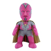 "Bleacher Creatures - Avengers Age of Ultron Vision 10"" Plush Toy"