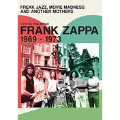 Frank Zappa - Freak Jazz  Movie Madness & Another Mothers DVD