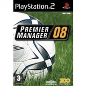 Ex-Display Premier Manager 08 Game PS2 Used - Like New