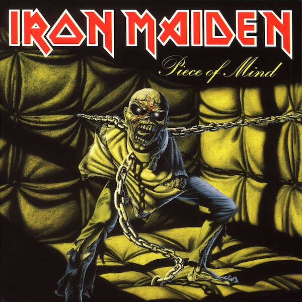 Iron Maiden - Piece Of Mind Vinyl