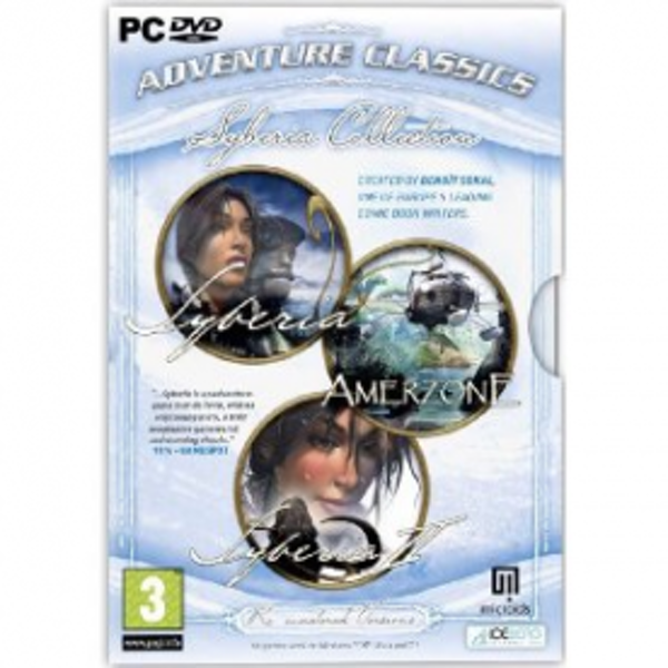 Syberia Collection Game PC