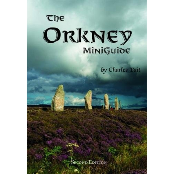 The Orkney Miniguide by Charles Tait Photographic (Paperback, 2017)