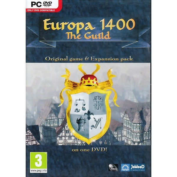 Image of The Guild Europa 1400 Gold [PC]