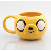 Adventure Time Jake 3D Mug