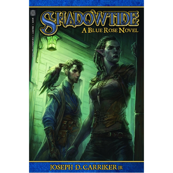 Blue Rose Shadowtide Novel