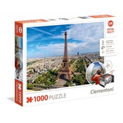 Clementoni Virtual Reality Paris Puzzle (1000 Piece)