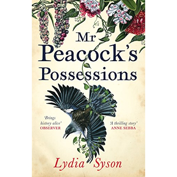 Mr Peacock's Possessions THE TIMES Book of the Year Hardback 2018