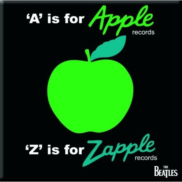 The Beatles - A is for Apple Fridge Magnet