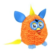 Furby 2012 Orange Blue