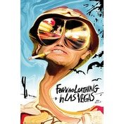 Fear and Loathing in Las Vegas Maxi Poster