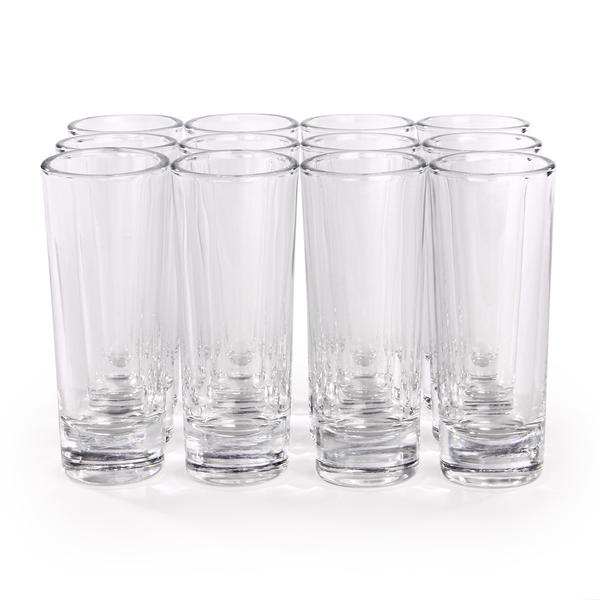 Large Shot Glasses - Set of 12 | M&W