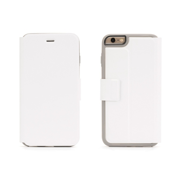 Griffin Identity Wallet Style White Phone Case For iPhone 6/6S