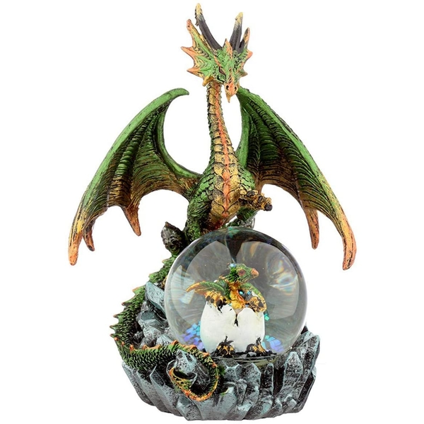 Dark Legends Crystal Orb Dragon Mother Waterball