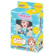 Ex-Display Weiss Schwarz TCG Love Live! Sunshine!! Trial Deck Used - Like New
