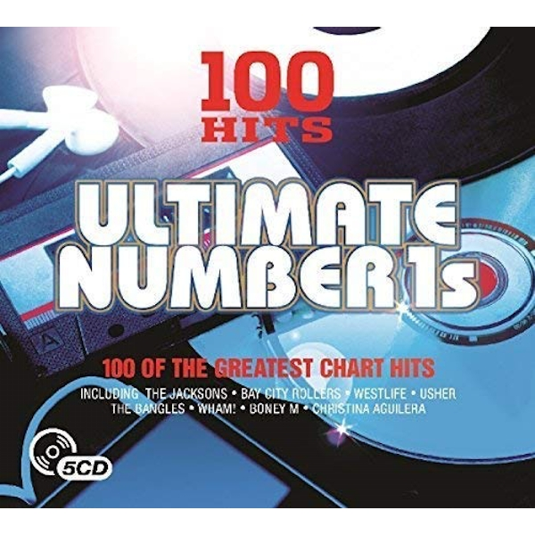 100 Hits - Ultimate Number 1's CD