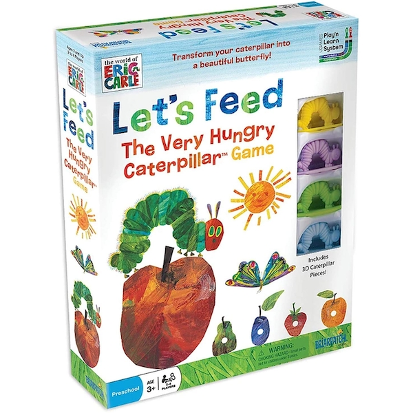Let's Feed The Very Hungry Caterpillar Board Game