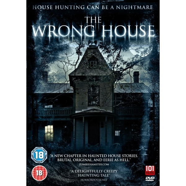 The Wrong House DVD
