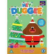 Hey Duggee The Tinsel Badge & Other Stories DVD