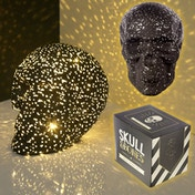 Black Skull Decorative LED Light