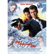 James Bond - Die Another Day Postcard