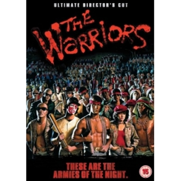 Warriors DVD