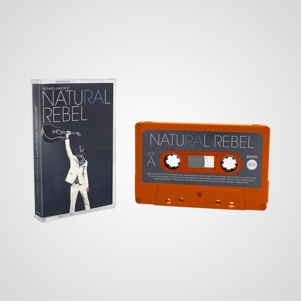 Richard Ashcroft ‎- Natural Rebel Cassette