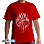 Assassin's Creed - Artwork Jacob Men's XX-Large T-Shirt - Red