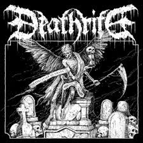 Deathrite – Revelation Of Chaos Limited Edition Vinyl