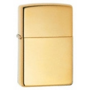 Zippo High Polished Brass Armor Windproof Lighter