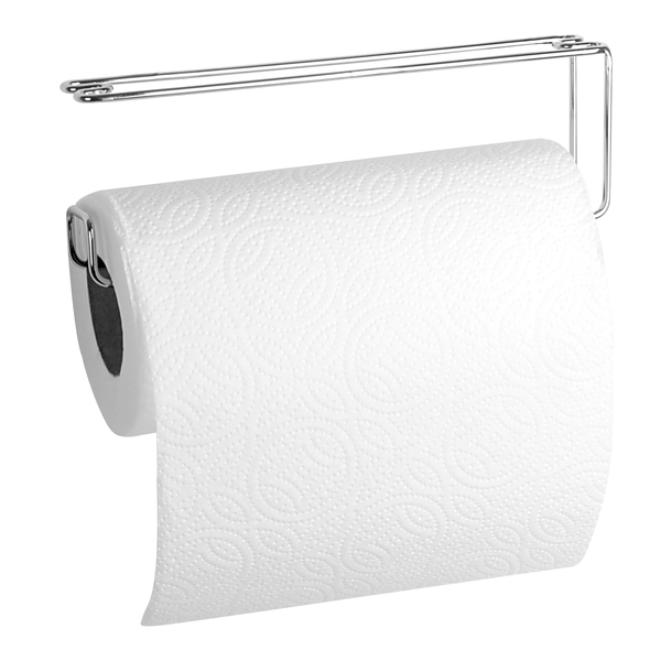 Wall Mounted Kitchen Roll Holder | Stainless Steel | M&W - Image 1