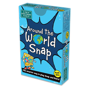 Where in the World - Snap Card Game