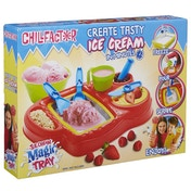 ChillFactor Frozen Tray Ice Cream Maker Set