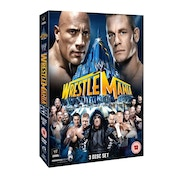 WWE: Wrestlemania 29 DVD