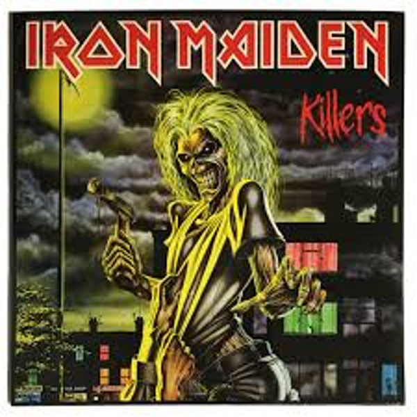 Iron Maiden ‎– Killers Vinyl