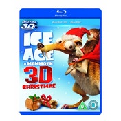 Ice Age Mammoth Christmas 3D DVD